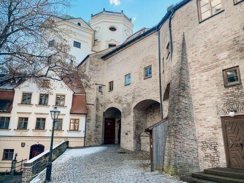 Augsburg Sehenswürdigkeiten: Historische Altstadt Rotes Tor
