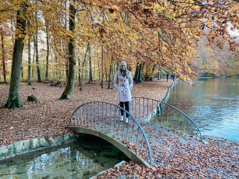 Augsburg Sehenswürdigkeiten: Stempflesee im Siebentischwald