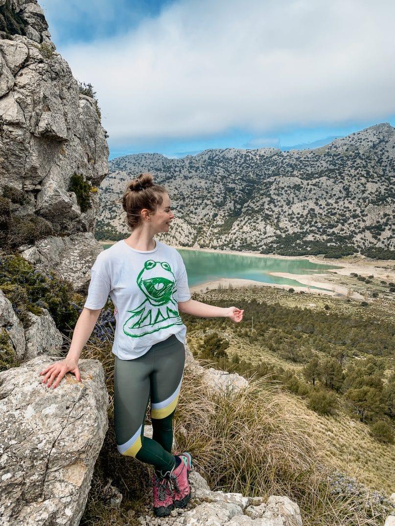 Wanderung am und rund um den Cúber Stausee - Wandern auf Mallorca