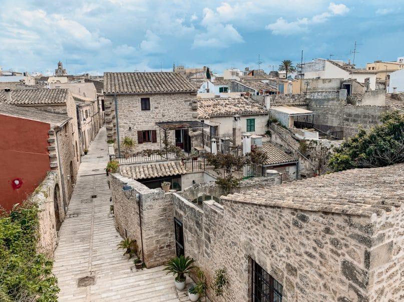 Alcudia Altstadt - Murallas de Alcudia