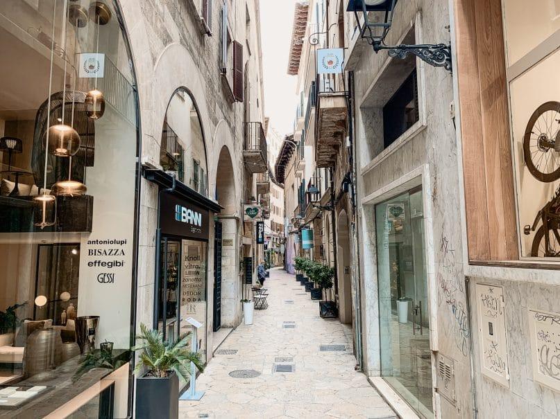Palma Sehenswürdigkeiten: Palma Altstadt