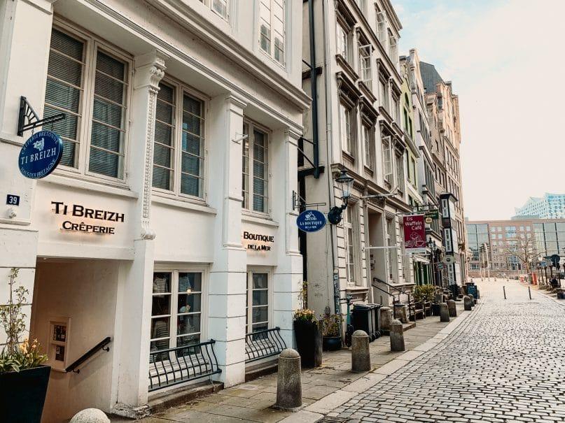 Deichstraße Creperie - Attraktionen Hamburg
