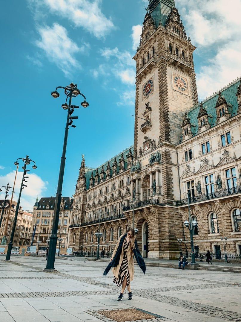 Rathaus Hamburg - Attraktionen in Hamburg