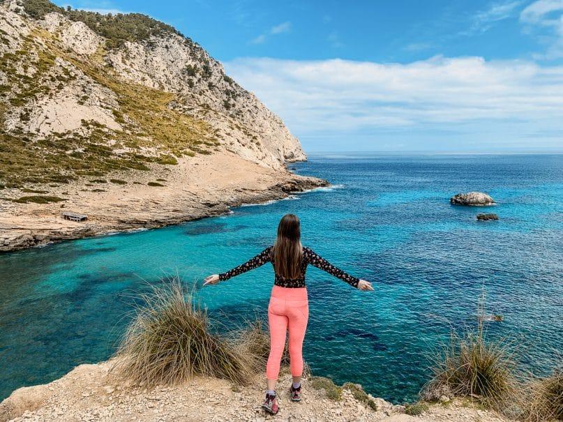 Cala Figuera am Cap Formentor - Top 10 Sehenswürdigkeiten auf Mallorca