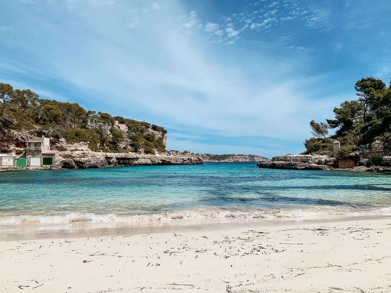 Schönste Strände auf Mallorca: Cala Llombards