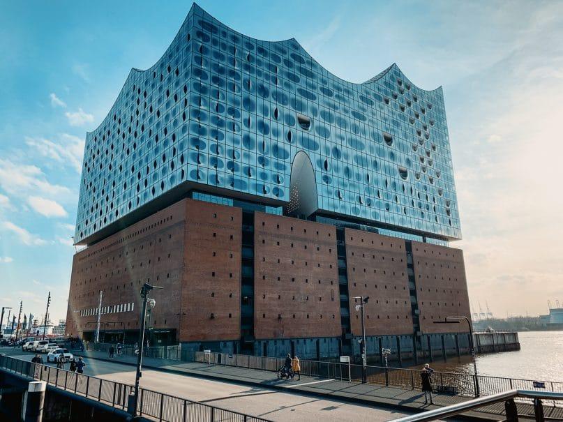 Elbphilharmonie - Hamburg Sehenswertes