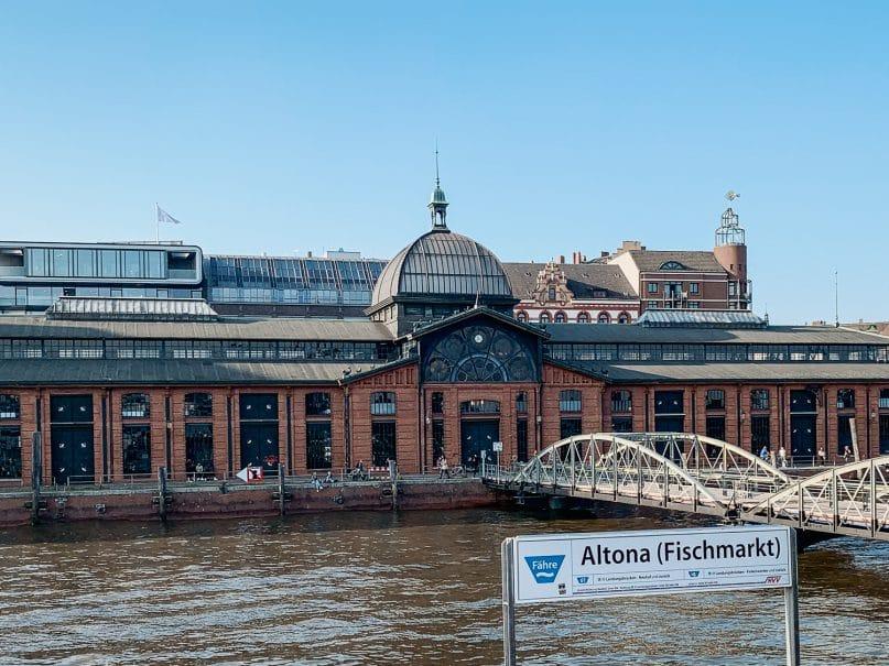 Altonaer Fischmarkt - Hamburg Sightseeing