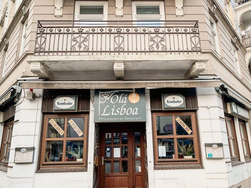 Portugiesenviertel Restaurant - Hamburg Sightseeing