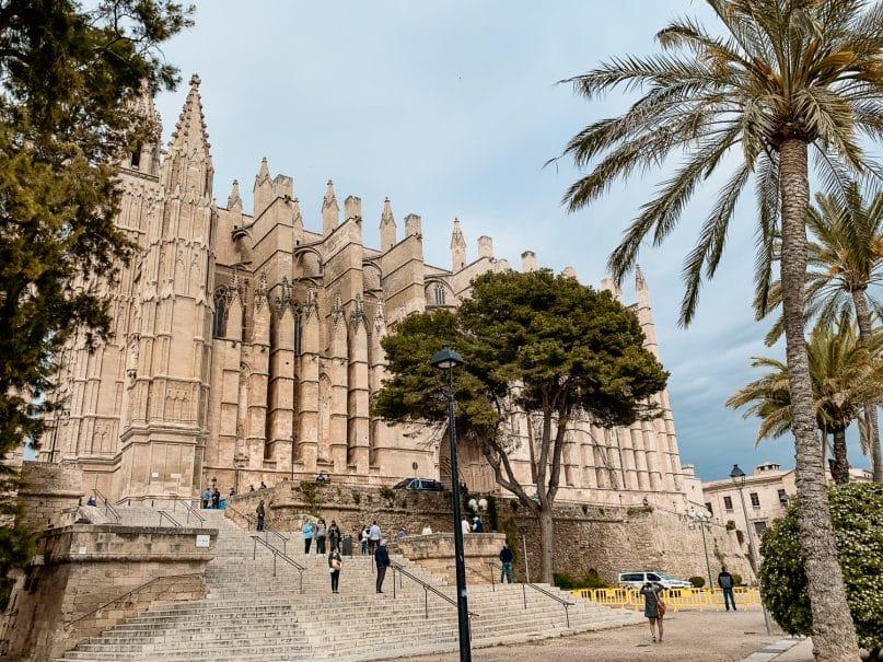 Palma Sehenswürdigkeiten: Palma Kathedrale