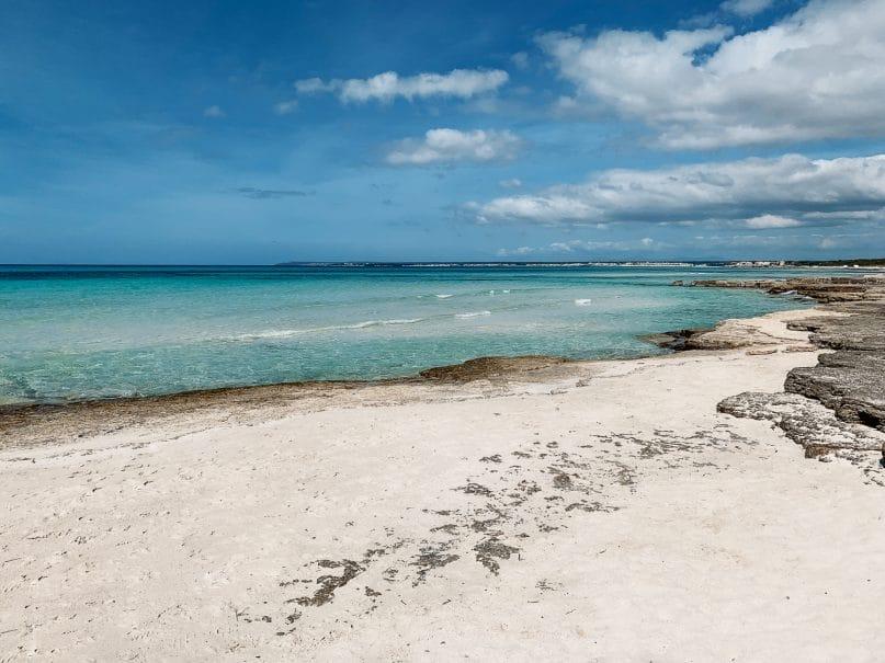 Platja de es Trenc - Karibikstrand auf Mallorca
