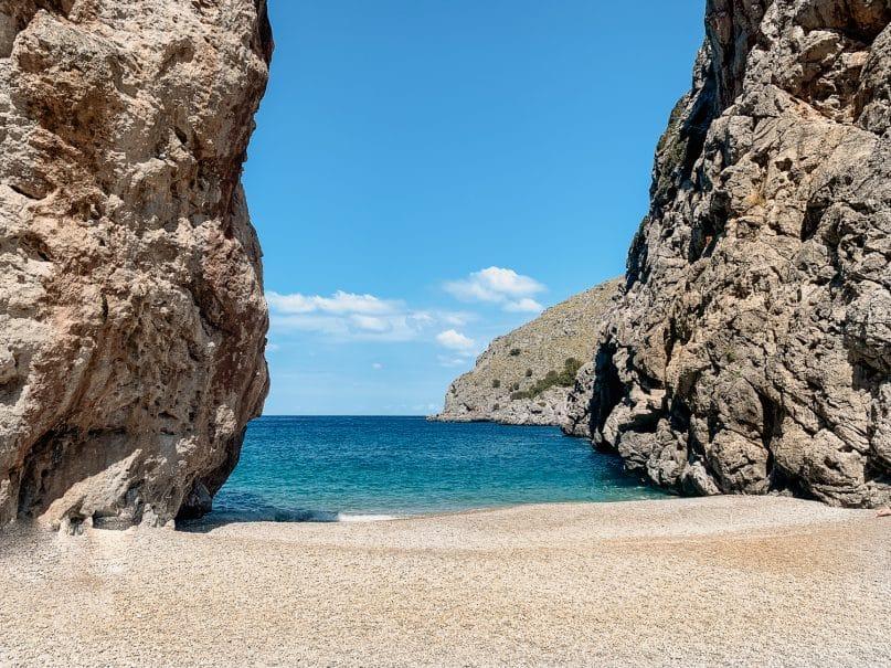 Torrent de Pareis - schönste Strände auf Mallorca