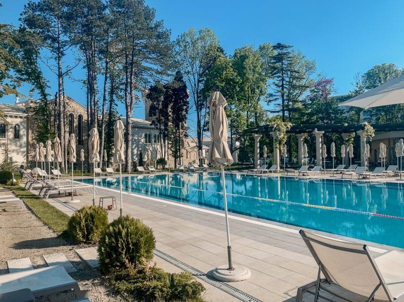 Erfahrungen im Astor Garden Hotel in Bulgarien
