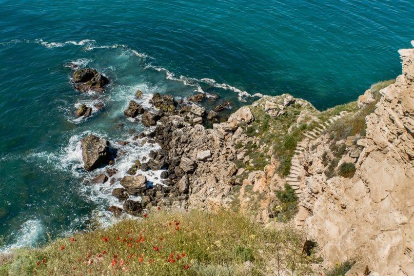 Kap Kaliakra - Bulgarien Sehenswürdigkeiten