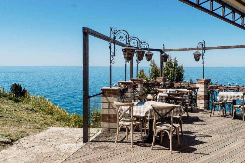 Beste Restaurants in Bulgarien Kap Kaliakra