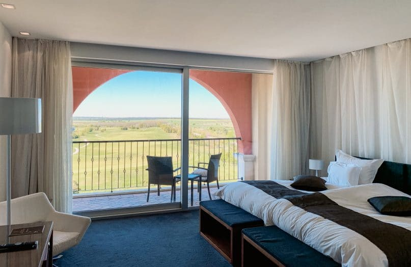 Lighthouse Golf and Spa Hotel in Bulgarien - Zimmer