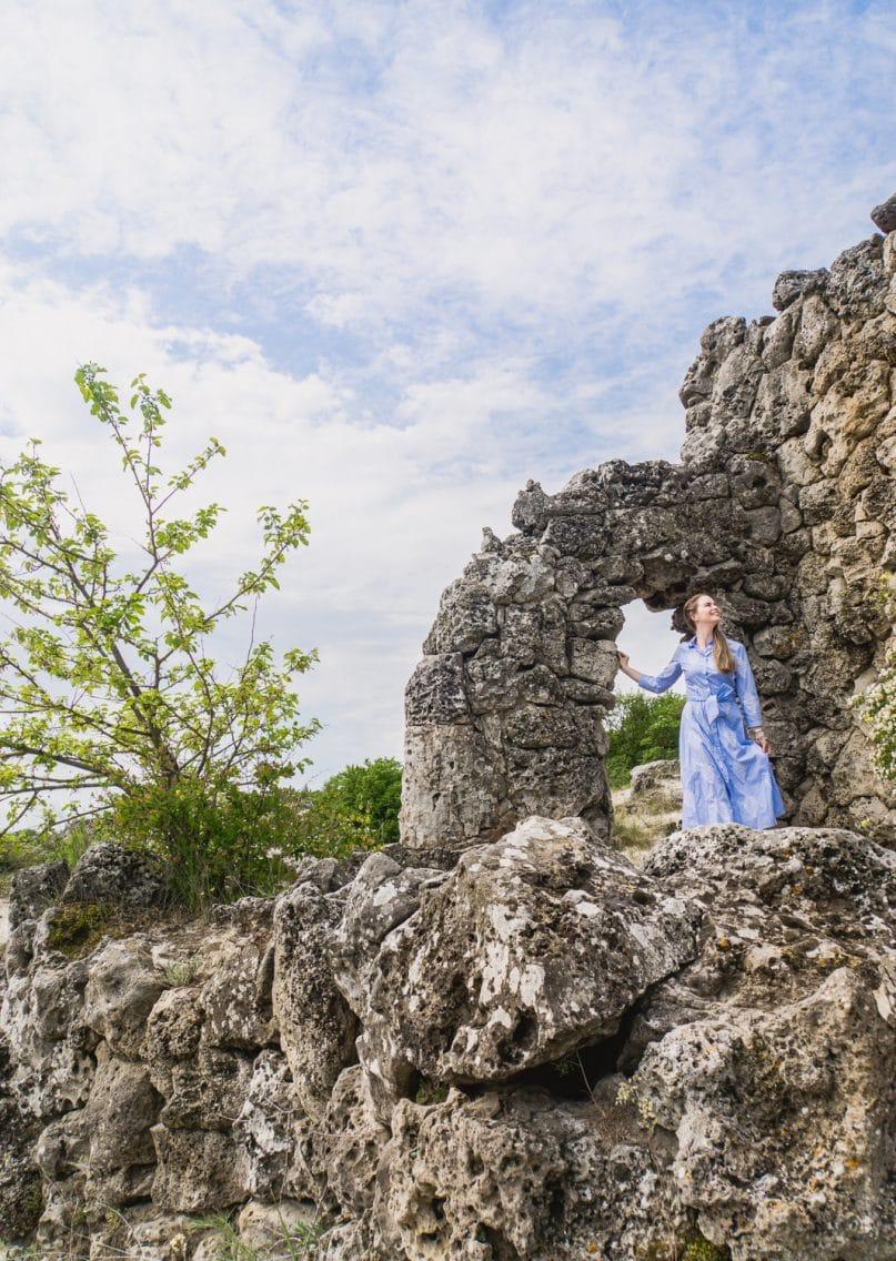 Steinwüste Pobiti Kamani in Bulgarien