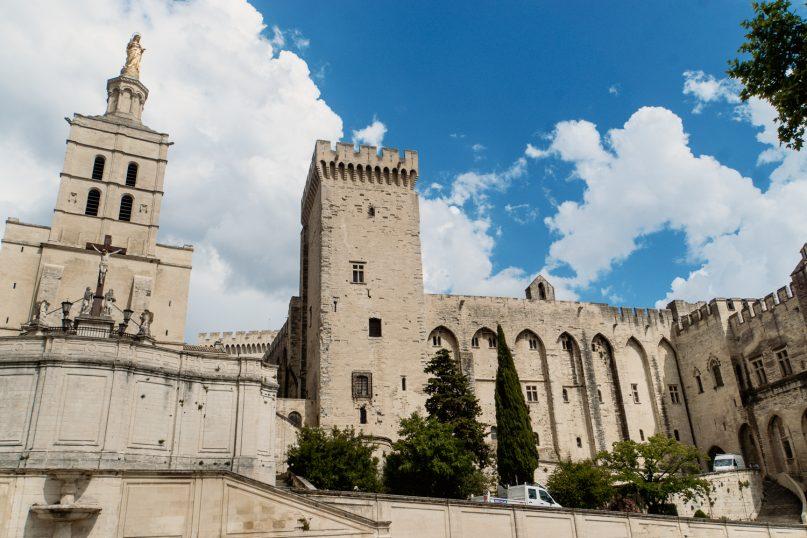 Avignon: Papstpalast