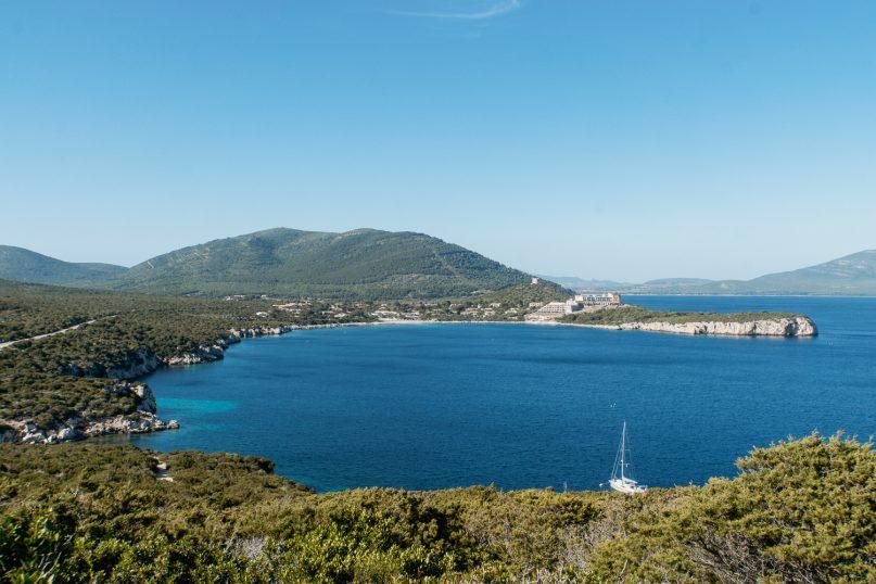 Capo Caccia - Sehenswürdigkeiten Sardinien Norden