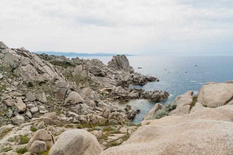 Capo Testa - Sardinien Sehenswürdigkeiten im Norden