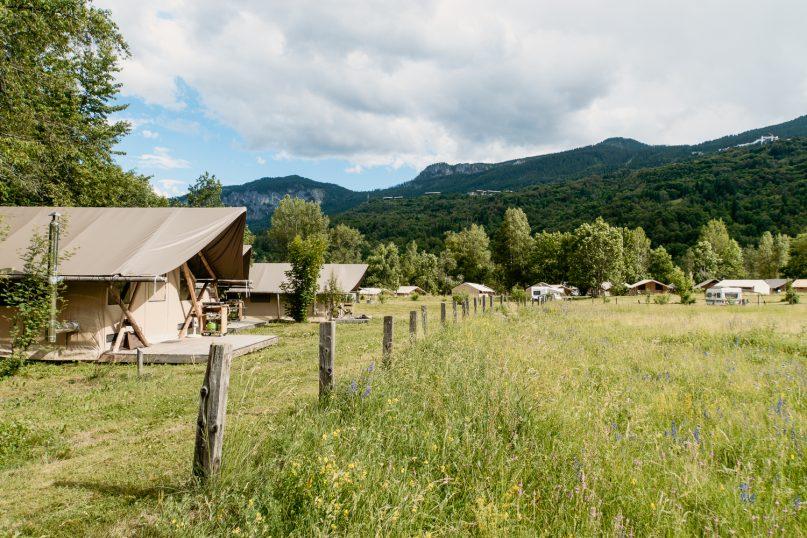 Huttopia Erfahrungen: Campingplatz Vallouise