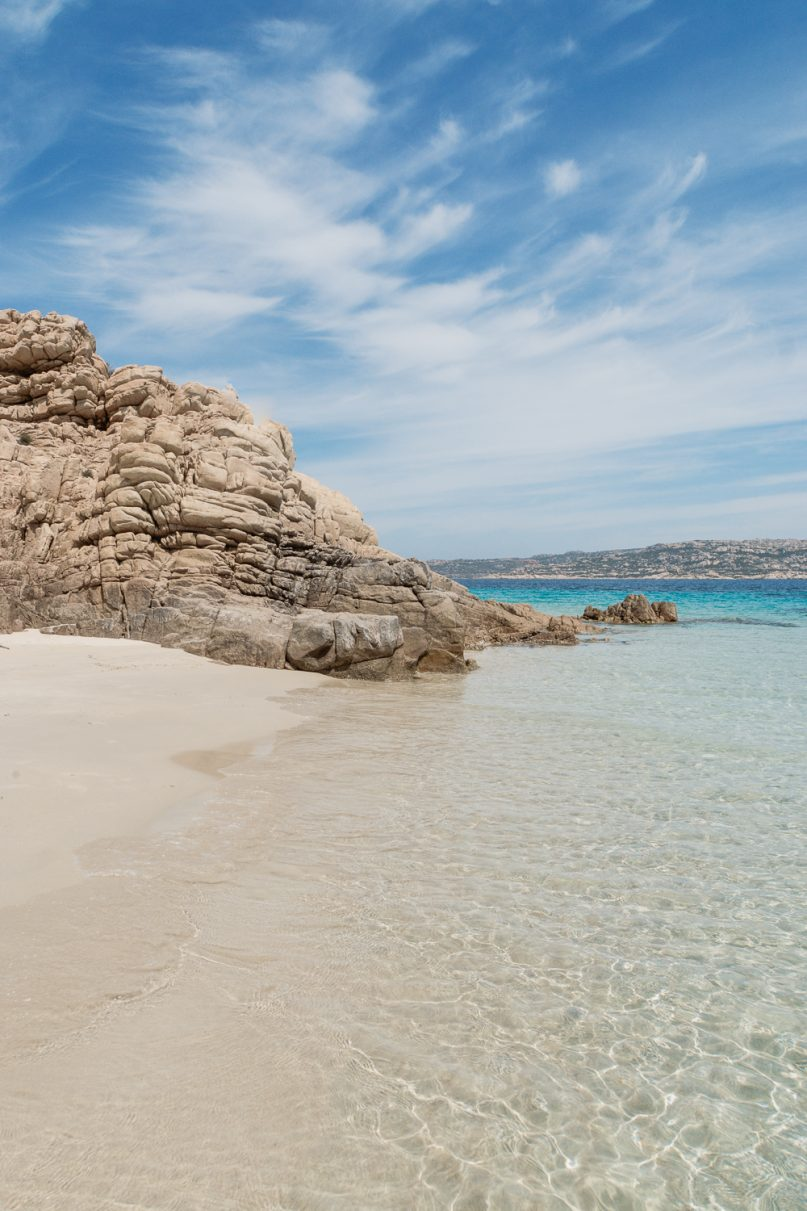 Sardinien Bootsausflug La Maddalena Archipel