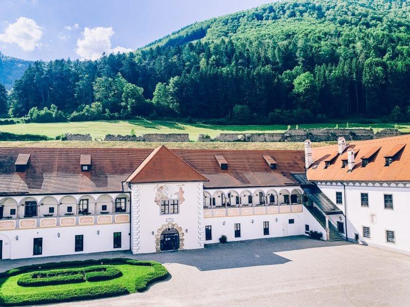 Niederösterreich Reise: Hotel Kartause im Mostviertel