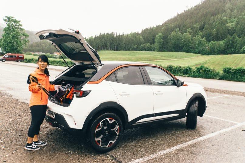 Niederösterreich Roadtrip mit dem Opel Mokka