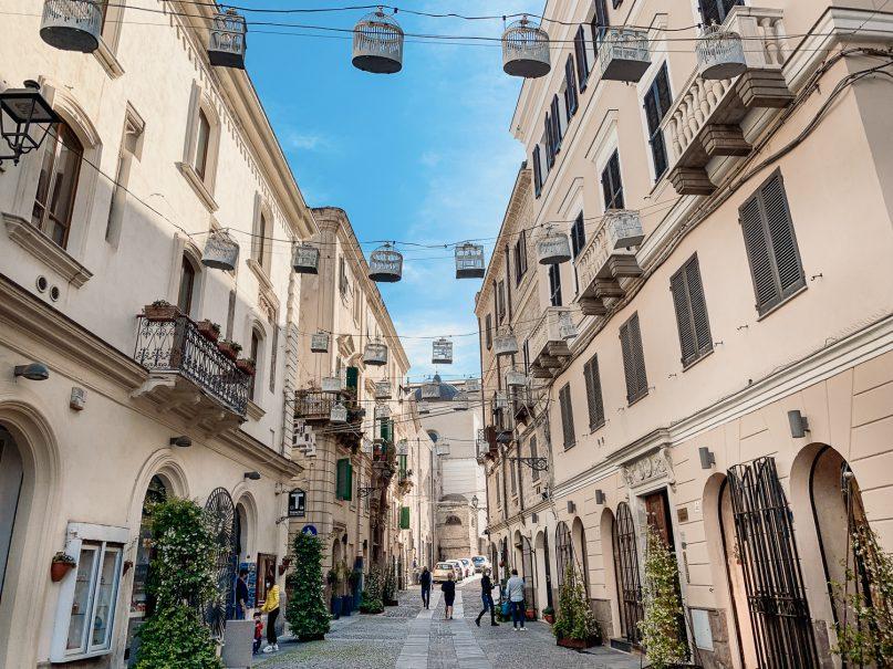 Alghero Altstadt - Sardinien schönste Städte