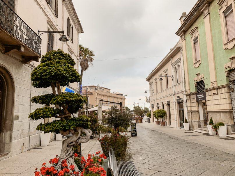 Olbia Altstadt - Sardinien Sehenswürdigkeiten im Norden