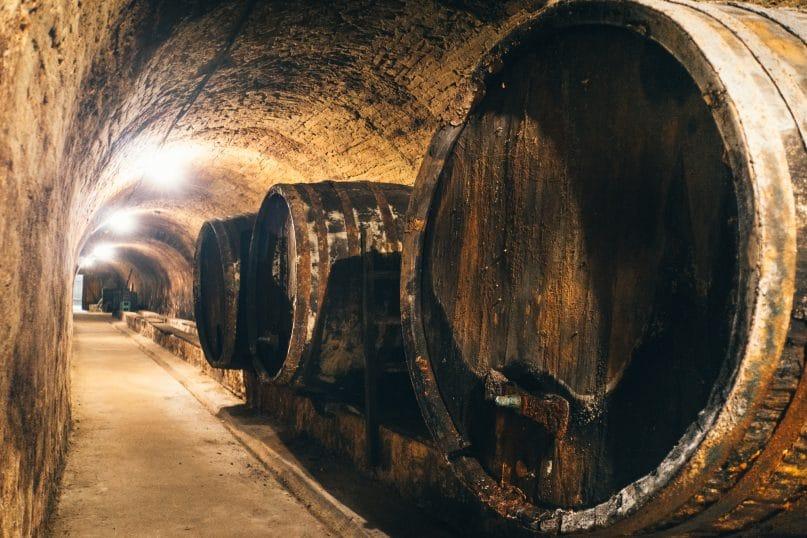 Niederösterreich Reise: Weinviertel Kellergassenführung Poysdorf