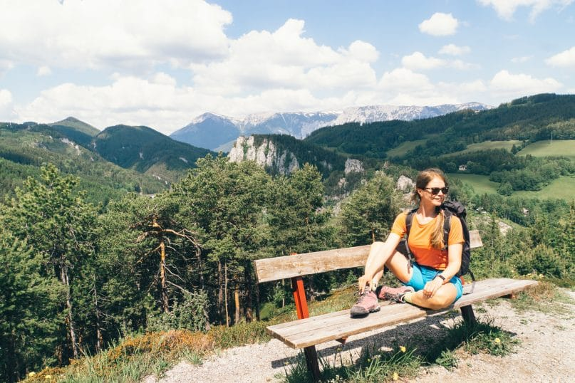 Niederösterreich Reise: Zauberblicke Wanderung in den Wiener Alpen