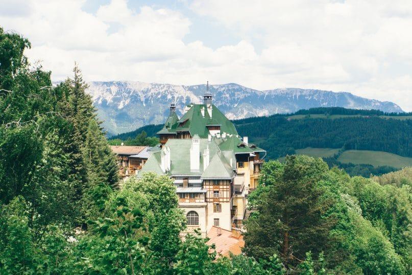 Niederösterreich Urlaub: Wiener Alpen - Zauberblicke Wanderung