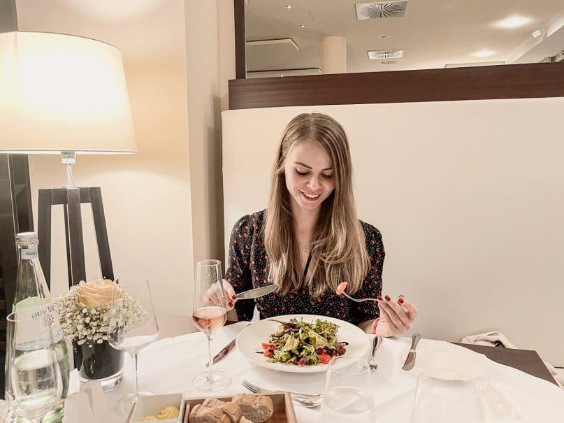 Hotel Vier Jahreszeiten Starnberg Erfahrungen: Halbpension im Restaurant Oliv's
