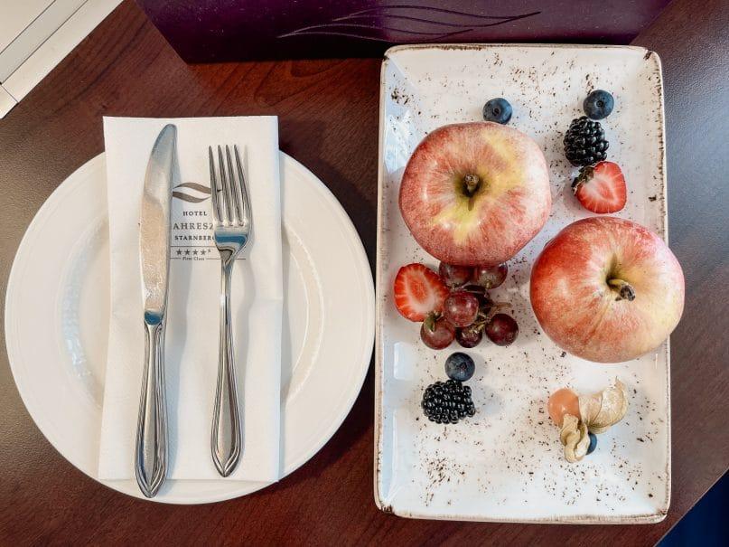 Hotel Vier Jahreszeiten Starnberg Erfahrungen: Superior Doppelzimmer