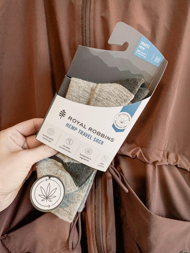Royal Robbins im Test: Travel Crew Socks