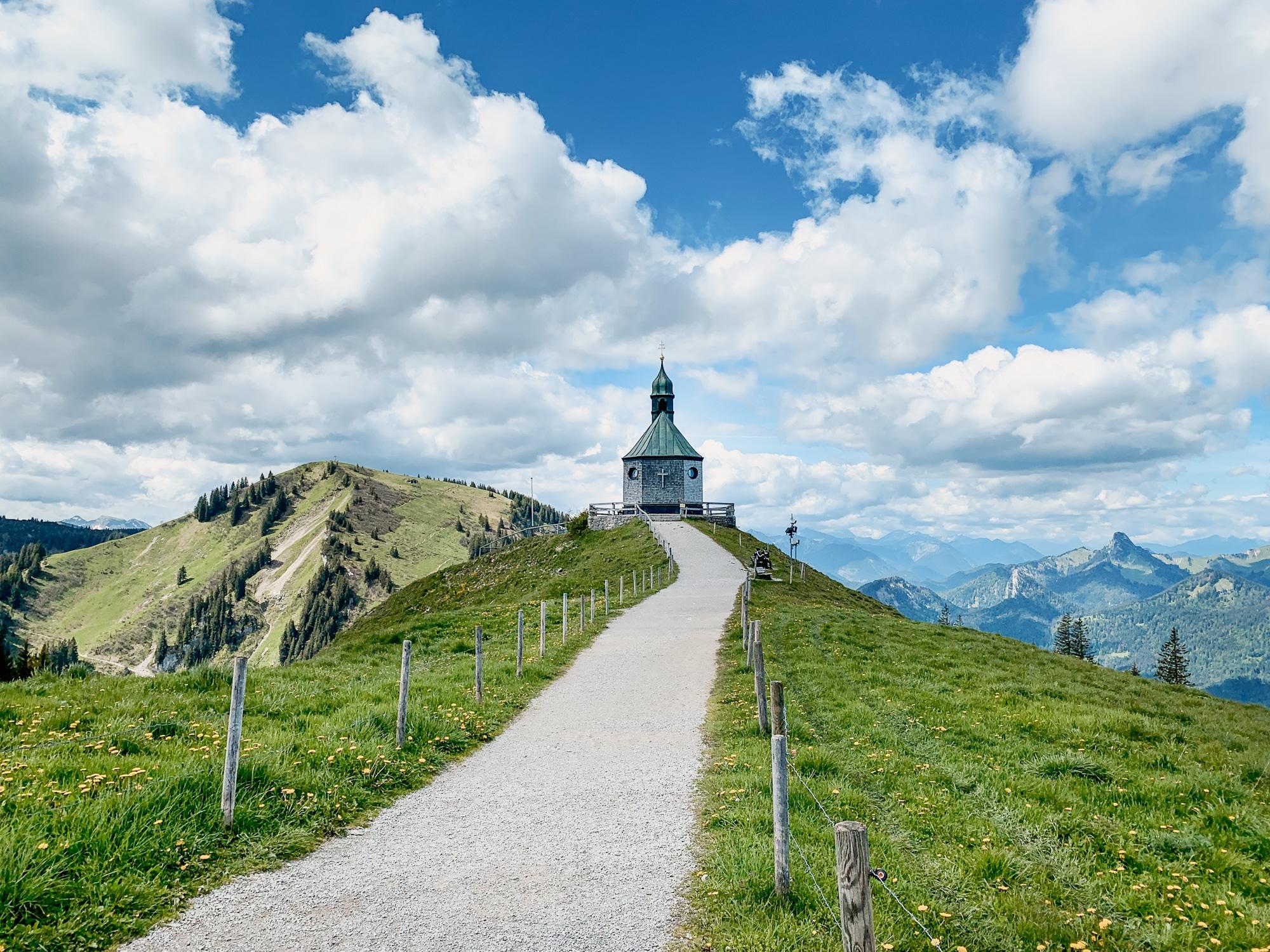 Wallberg Gipfel - schönste Wanderungen in München und Umgebung